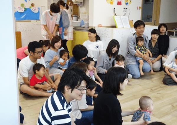 保育参観・懇談会